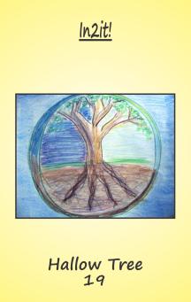 Hallow Tree In2it! Card 1B